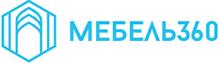 Логотип Мебель 360 Алушта