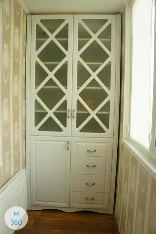 Балконный шкаф Порт-Оф-Спейн Арт 000084835