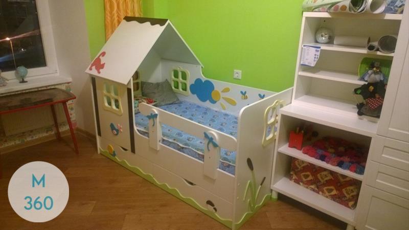Детский шкаф Саксония-Анхальт Арт 000172005