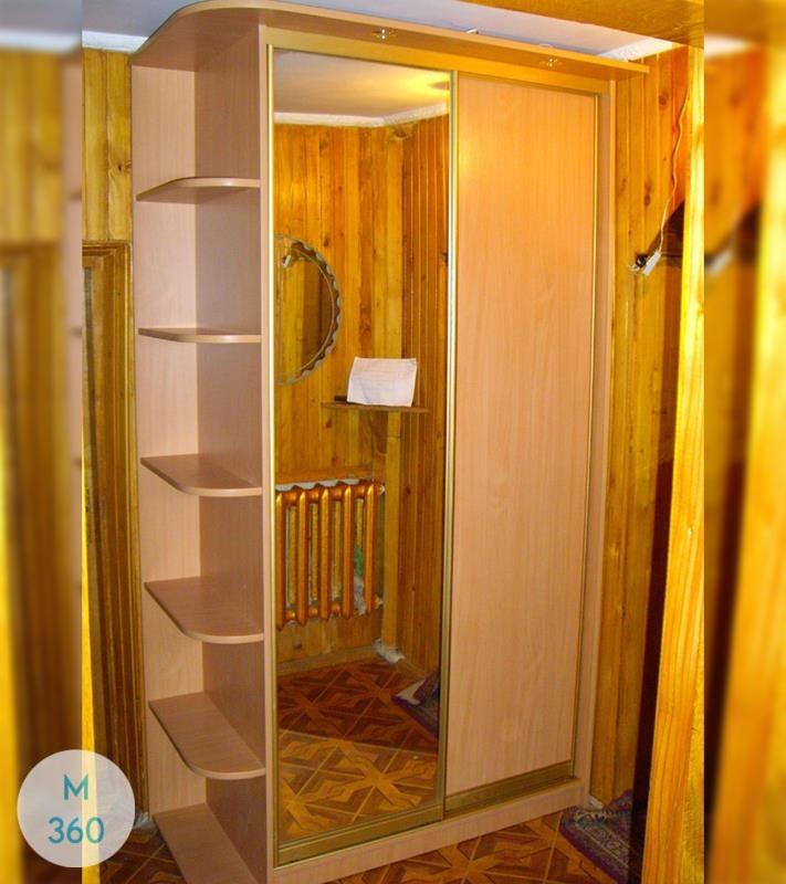 Шкаф с подсветкой Демарсе Арт 000189941
