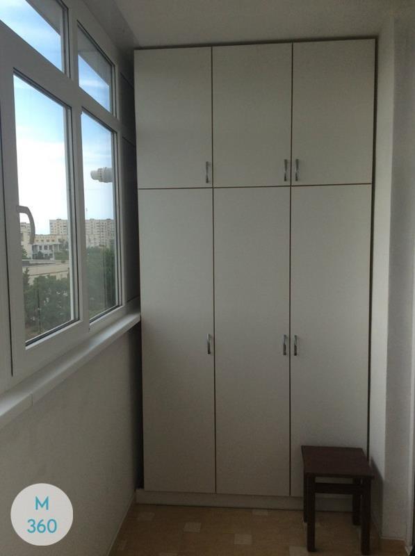 Балконный шкаф Колорадо Арт 000380453