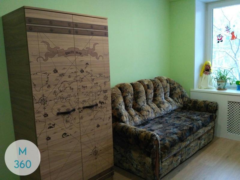 Одностворчатый распашной шкаф Албания Арт 000405006