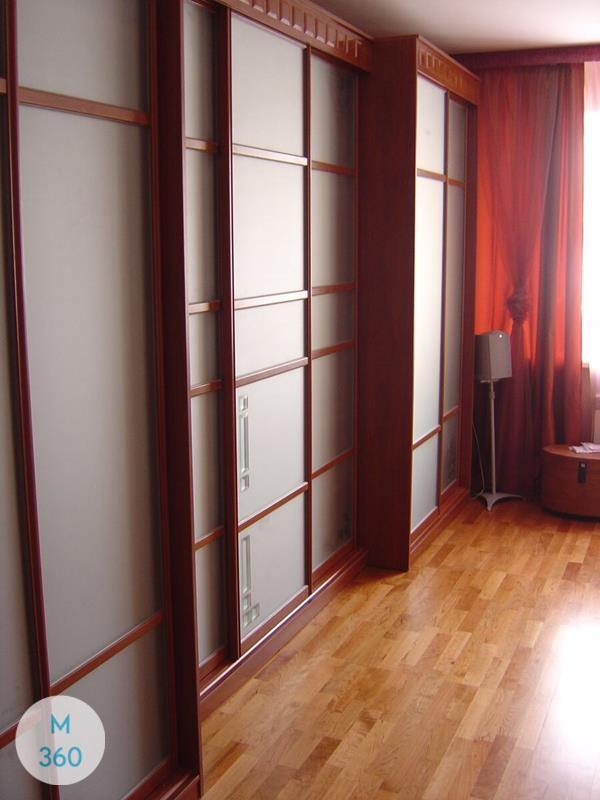 Красный шкаф Фарго Арт 000470817