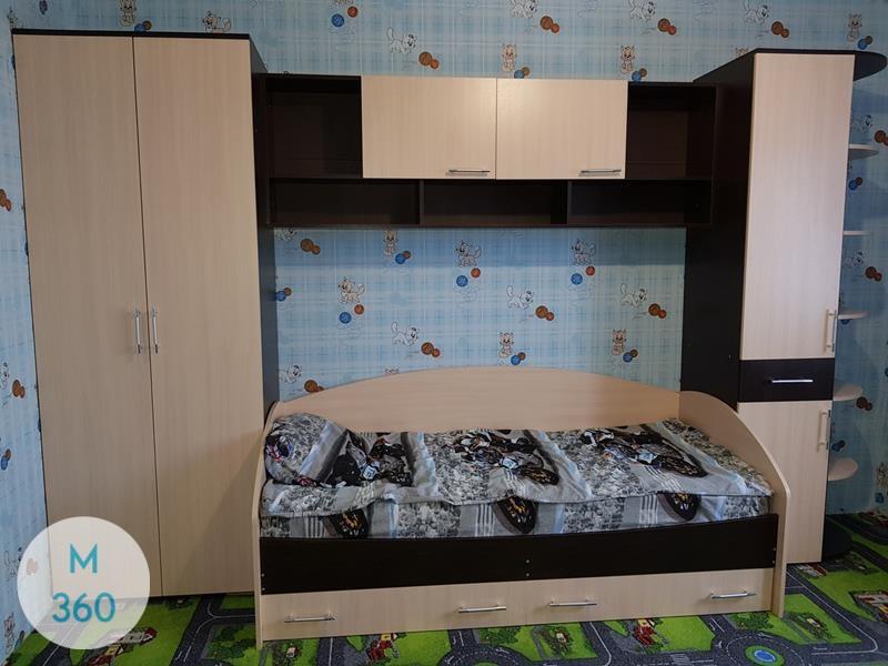 Двуспальный шкаф кровать Форт-Уэрт Арт 000522981