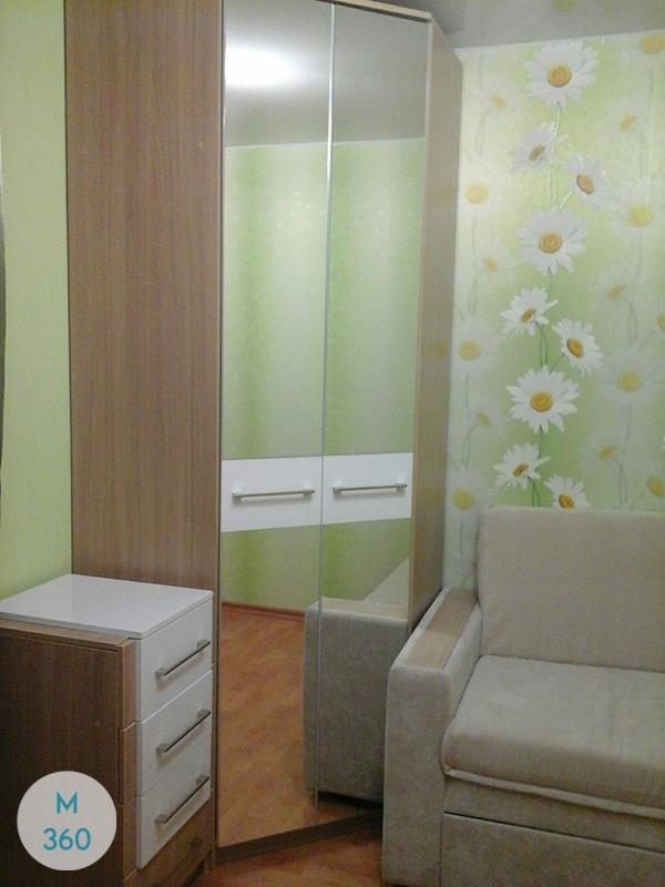 Гардеробная с распашными дверями Сесилио Арт 000678361