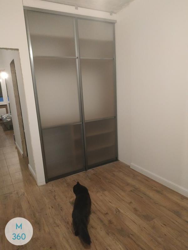 Узкий гардеробный шкаф Аллентаун Арт 000691919