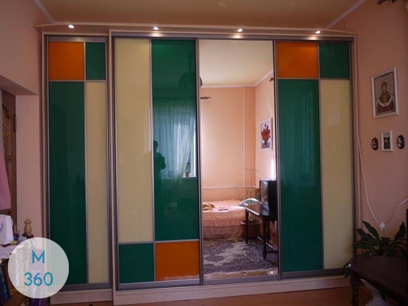 Зеленый шкаф купе Комфорт Арт 000703818