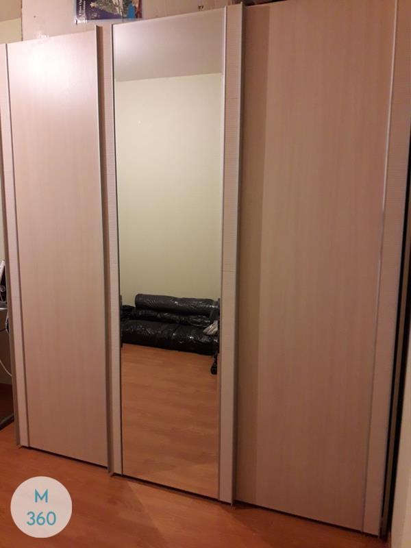Гардеробная с распашными дверями Котлас Арт 000714546