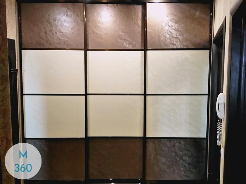 Маленькая раздвижная дверь Калисто Арт 000752371
