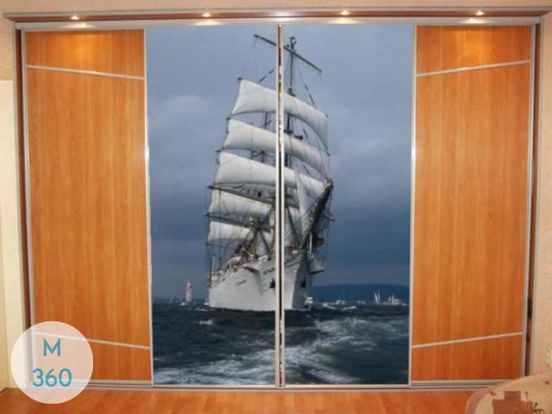 Шкаф в морском стиле Риверсайд Арт 000861002