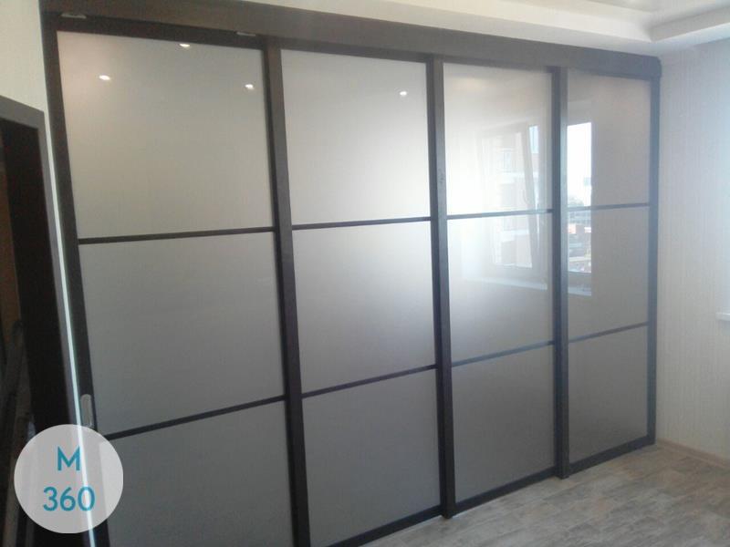 Дверь купе для встроенного шкафа Вердано Арт 000936661