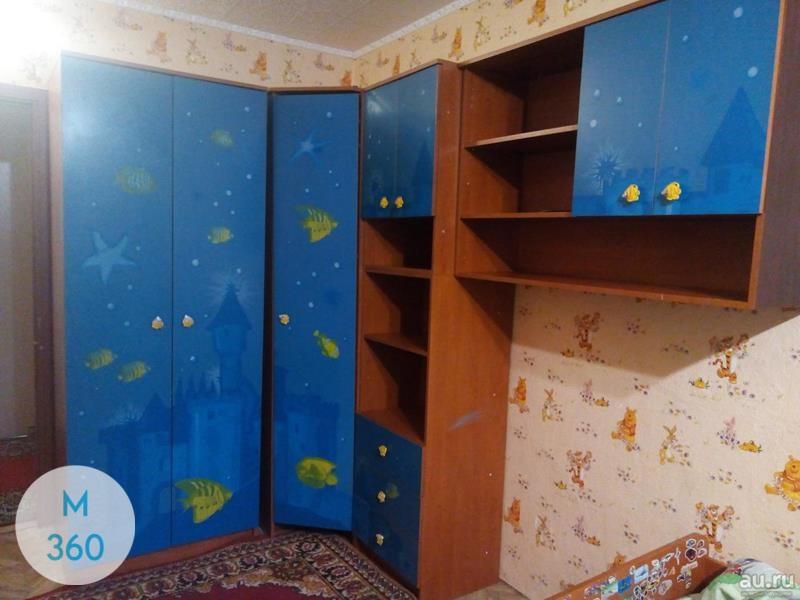Шкаф в морском стиле Вестерос Арт 000957117