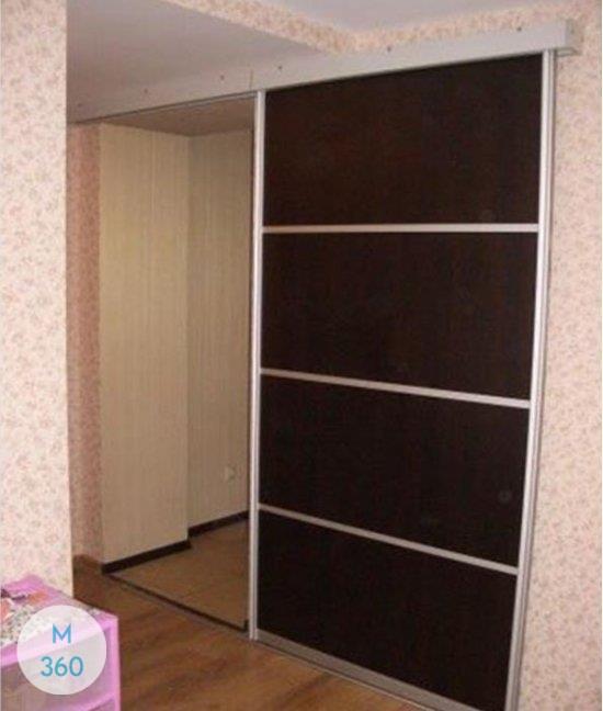 Одностворчатый шкаф купе Айова Арт 001095375