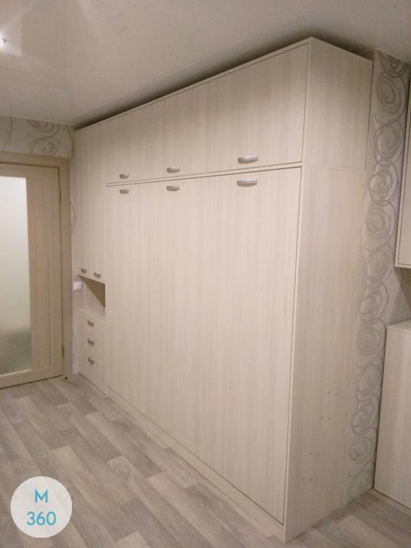 Двуспальный шкаф кровать Елизавета Арт 001163680