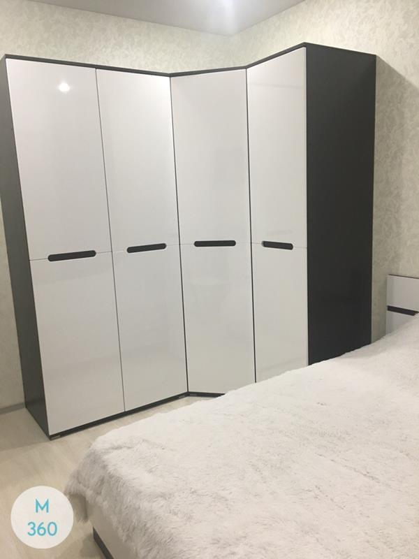 Комбинированный распашной шкаф Филадельфия Арт 001289250
