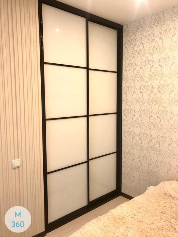 Распашной шкаф матовый Экеберг Арт 001491080