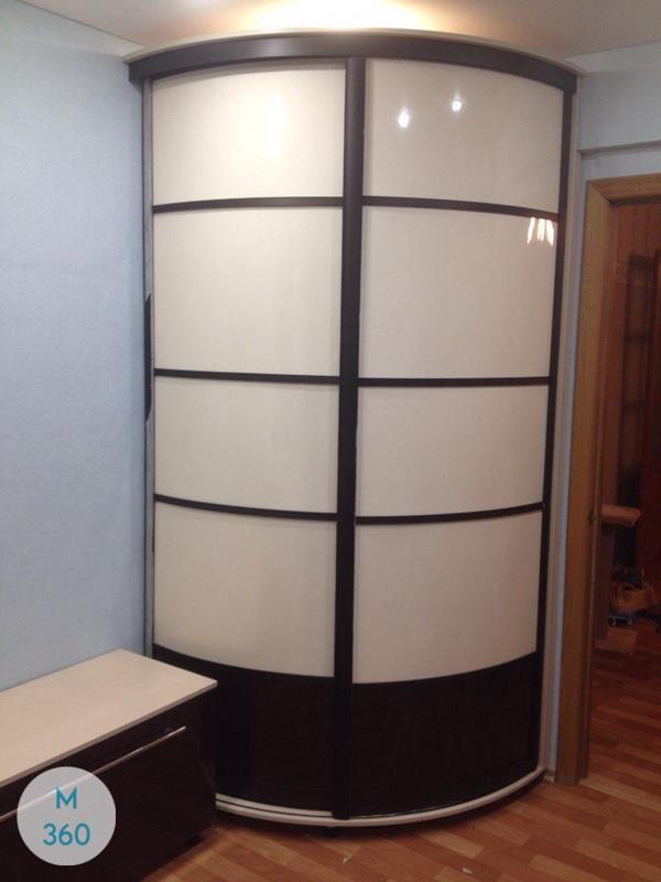 Радиусный шкаф в прихожую Робилини Арт 001546060