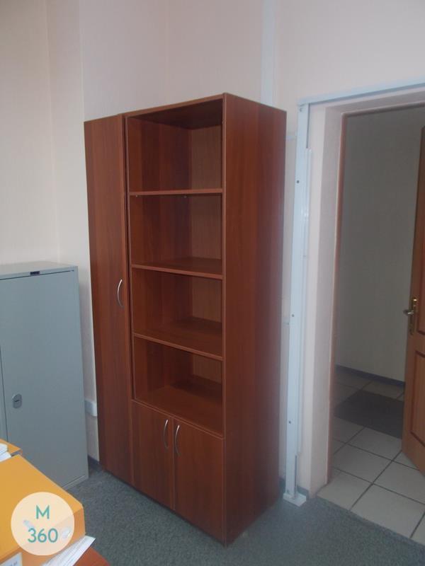 Выдвижной книжный шкаф Норт-Чарлстон Арт 001604300