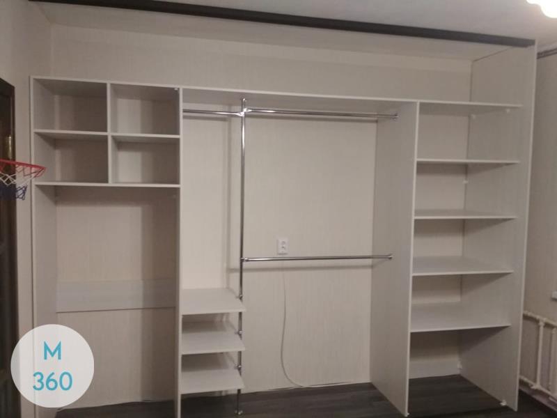 Белая гардеробная Лимониум Арт 001627120