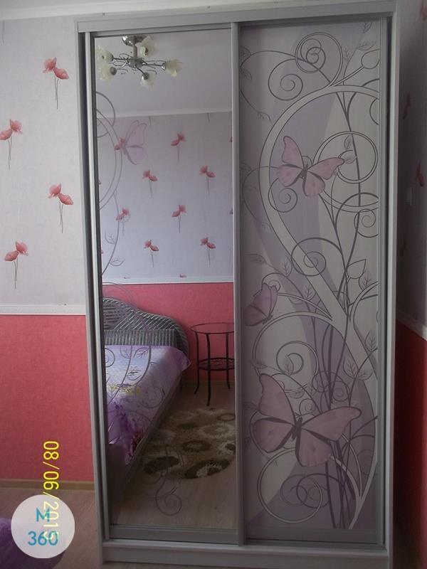 Встроенный шкаф с телевизором Душанбе Арт 001767194