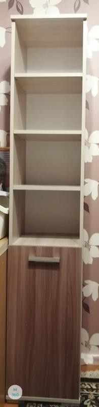 Маленький шкаф Аглая Арт 001961959