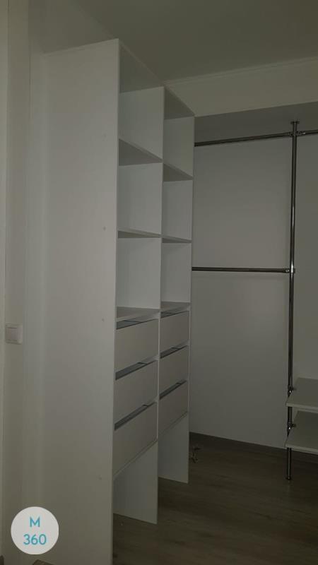 Белая гардеробная Галле Арт 001979320