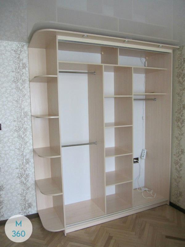 Трехдверный шкаф Джованни Арт 001987283