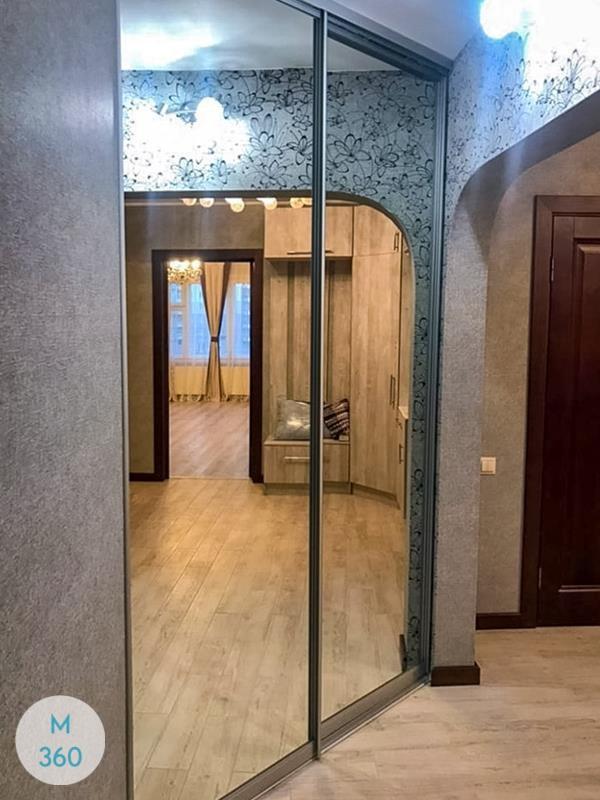 Дверь купе для встроенного шкафа Науру Арт 002049763