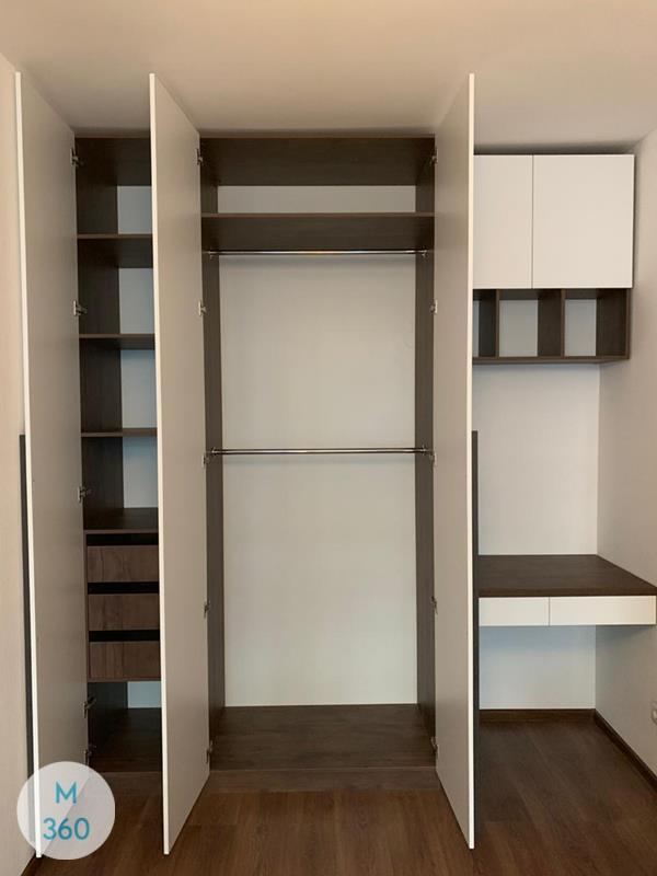 Комбинированный распашной шкаф Алабама Арт 002374989