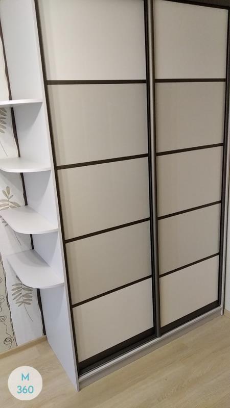 Двухдверный шкаф купе Звездочет Арт 002441962
