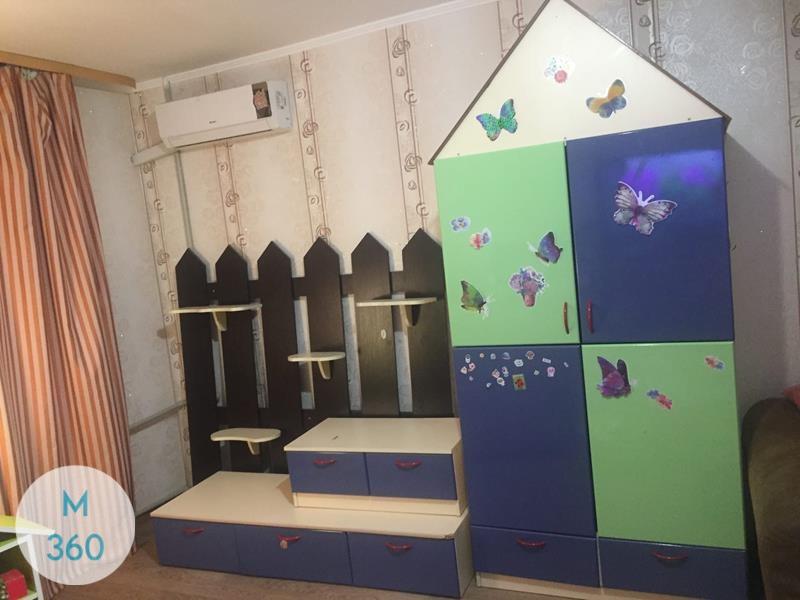 Шкафчик для детского сада Пейдж Арт 002520212