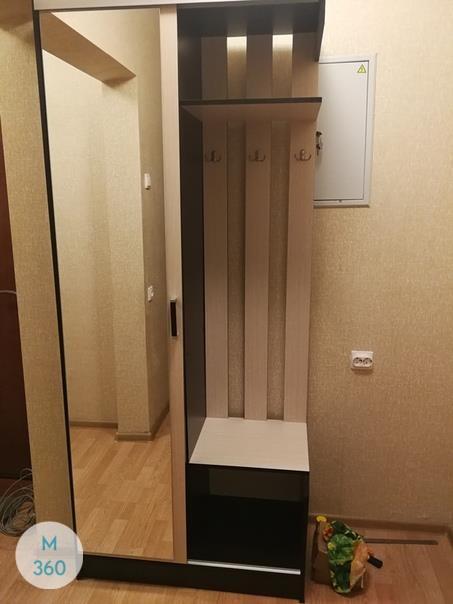 Шкаф из ДСП распашной Снежана Арт 002529724