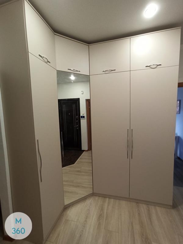 Комбинированный распашной шкаф Артём Арт 002586853