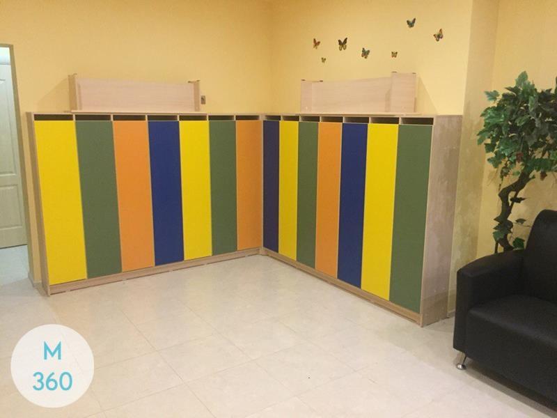 Шкафчик для раздевалок Эмануэле Арт 002599856