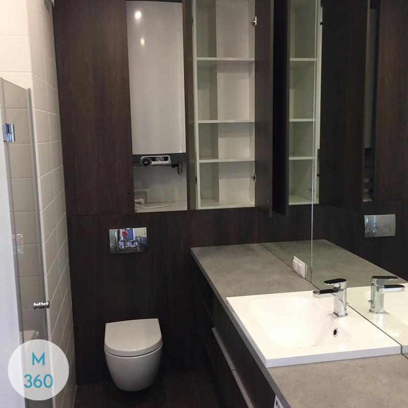 Шкаф в ванную комнату Бутан Арт 002645587