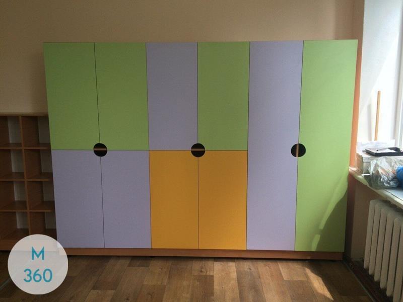 Шкафчик для детского сада Лаваль Арт 002650770
