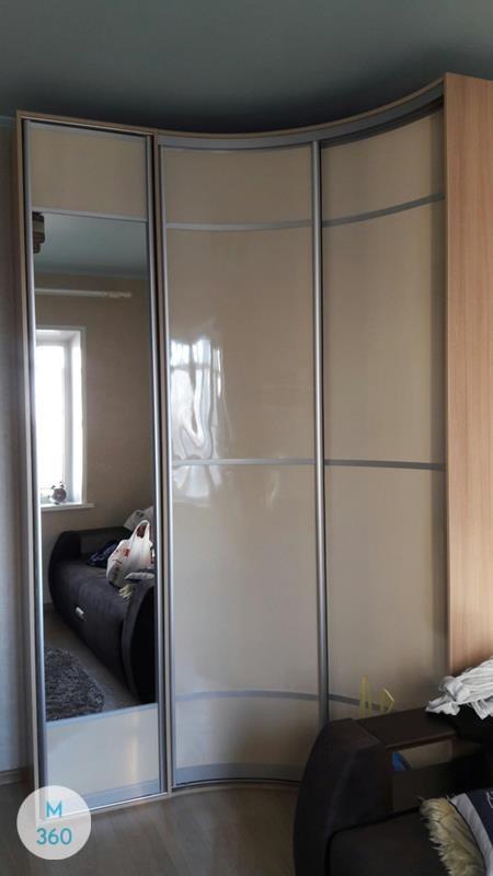 Вогнутый шкаф купе Палмдейл Арт 002821401