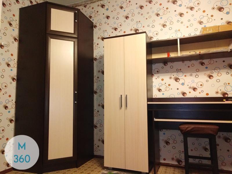 Однодверный распашной шкаф Эрнесто Арт 002894333