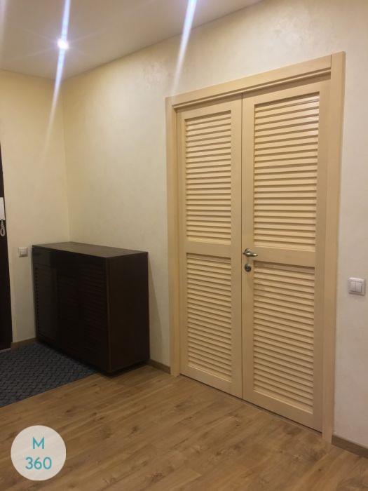 Шкаф с жалюзийными дверцами Черногория Арт 003093367