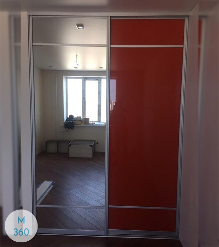Оранжевый шкаф купе Руби Арт 003228501