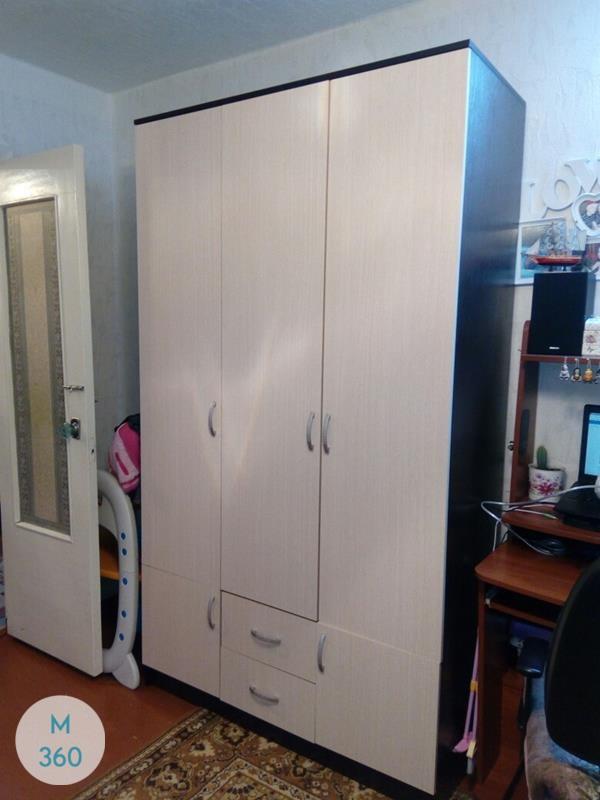 Однодверный распашной шкаф Массимилиано Арт 003239428