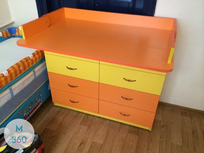 Шкаф для новорожденных Фиби Арт 003263174