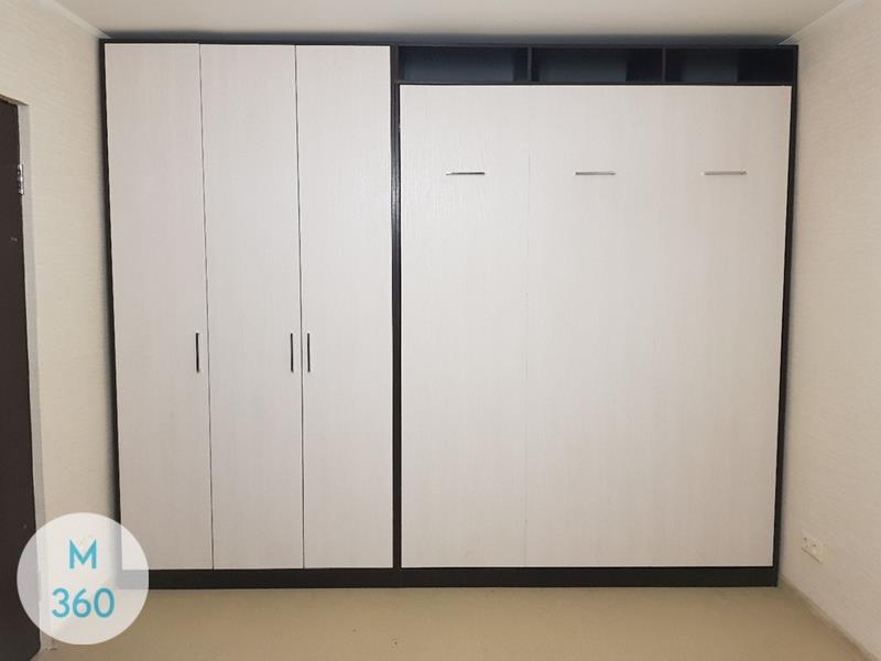 Комбинированный распашной шкаф Чинаб Арт 003287049