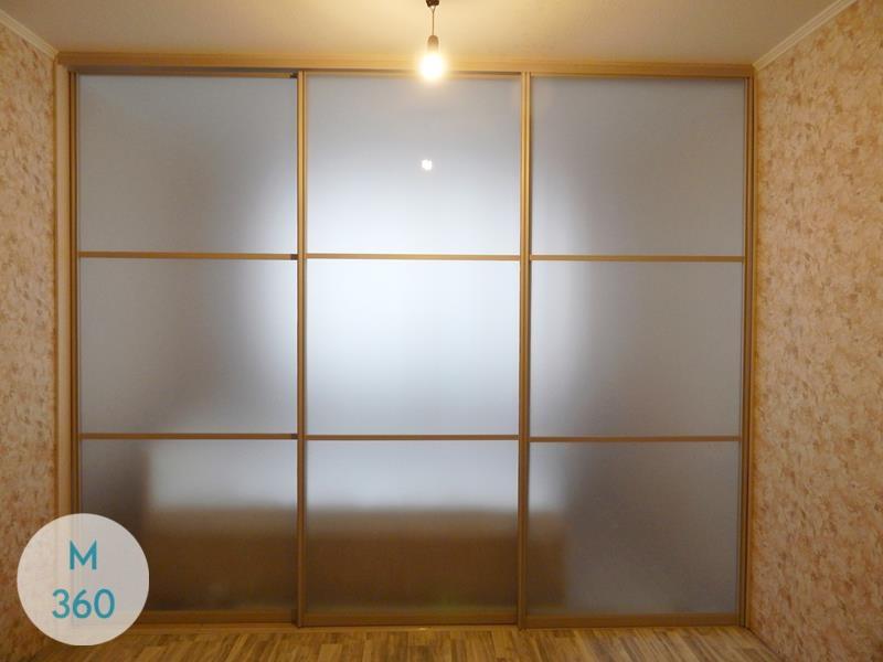 Дверь купе с матовым стеклом Наталья Арт 003364132