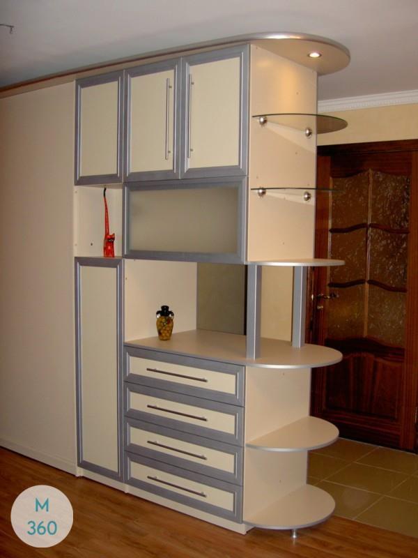 Шкаф с выдвижными ящиками Оливер Арт 003506940