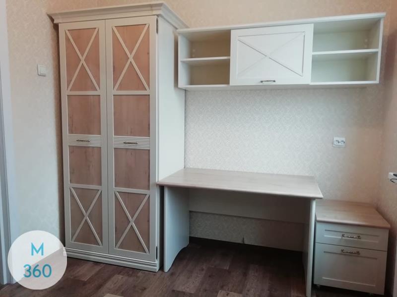 Комбинированный распашной шкаф Катания Арт 003532726