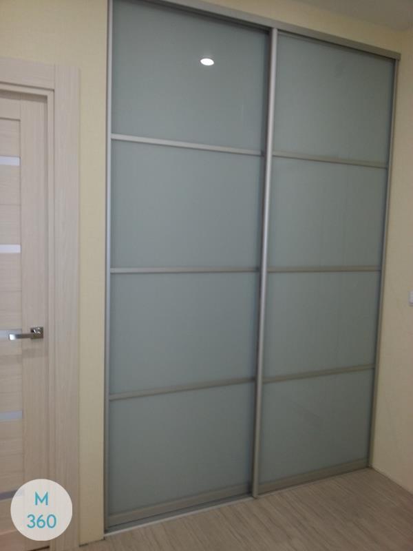 Дверь купе с матовым стеклом Терра Арт 003908154