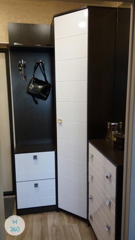 Распашной шкаф с антресолью Саннивейл Арт 004231267
