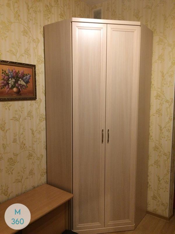 Однодверный распашной шкаф Фритаун Арт 004263620