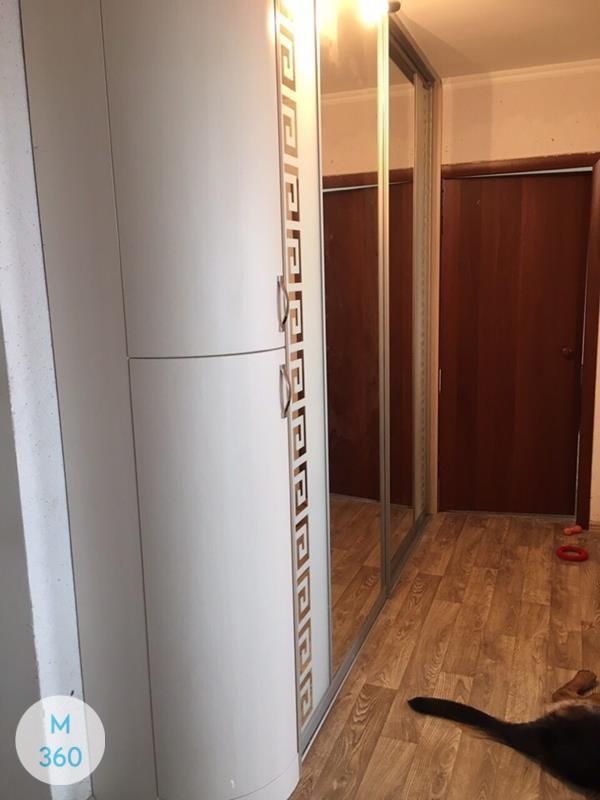 Шкаф купы с пескоструйным рисунком Яна Арт 004398245